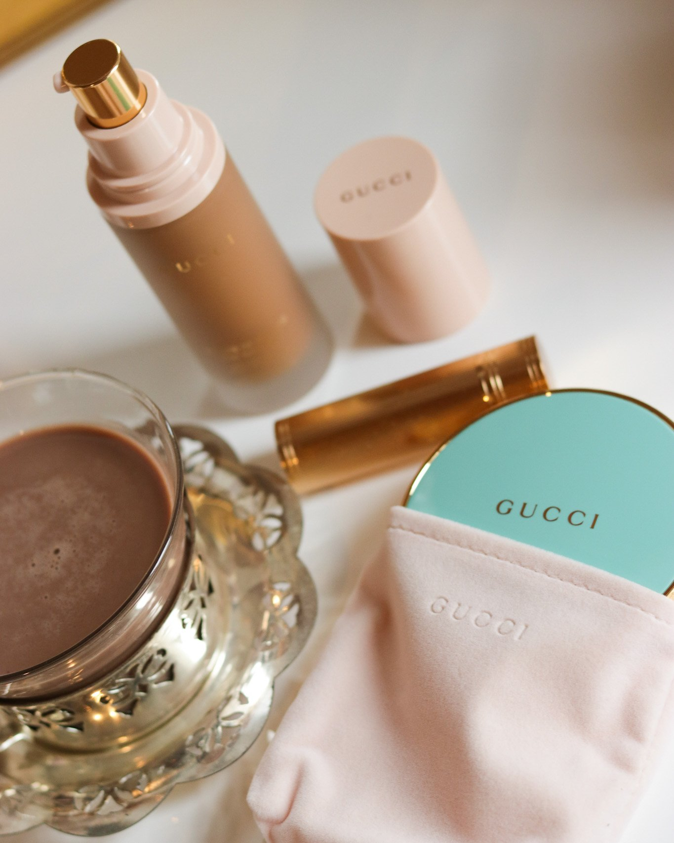 Gucci Beauty Foundation En Make-up Review