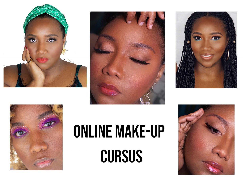 Online Make-up Cursus: Leer Jezelf Opmaken