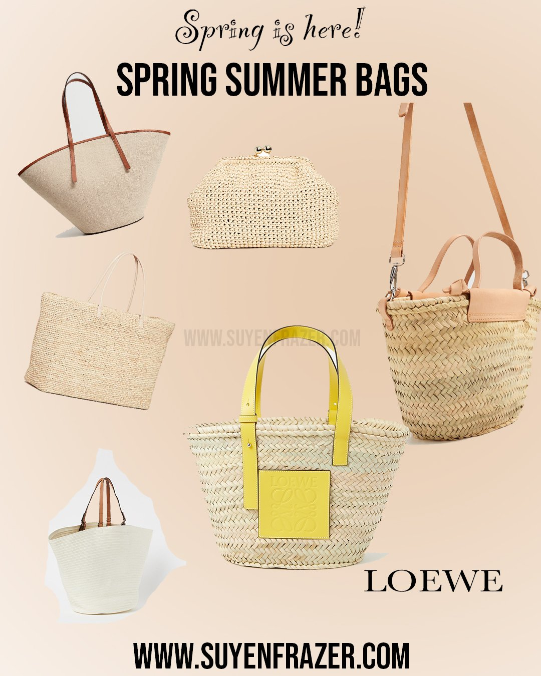The Best Spring-Summer Bags of 2021