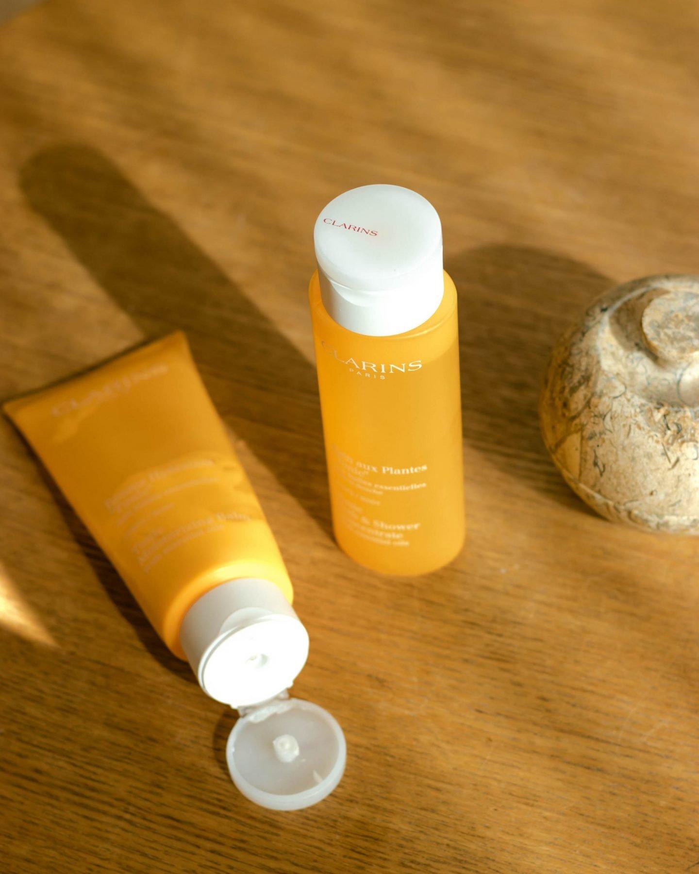 Clarins Aromaphytocare Tonic Bodycare Essentials