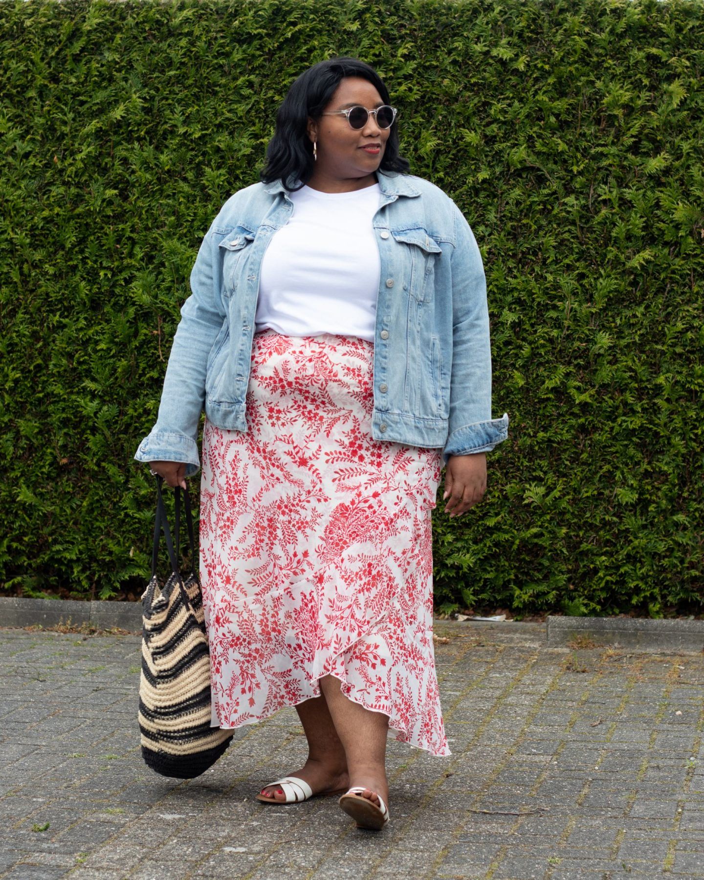 Chic Summer Style With Happy Size