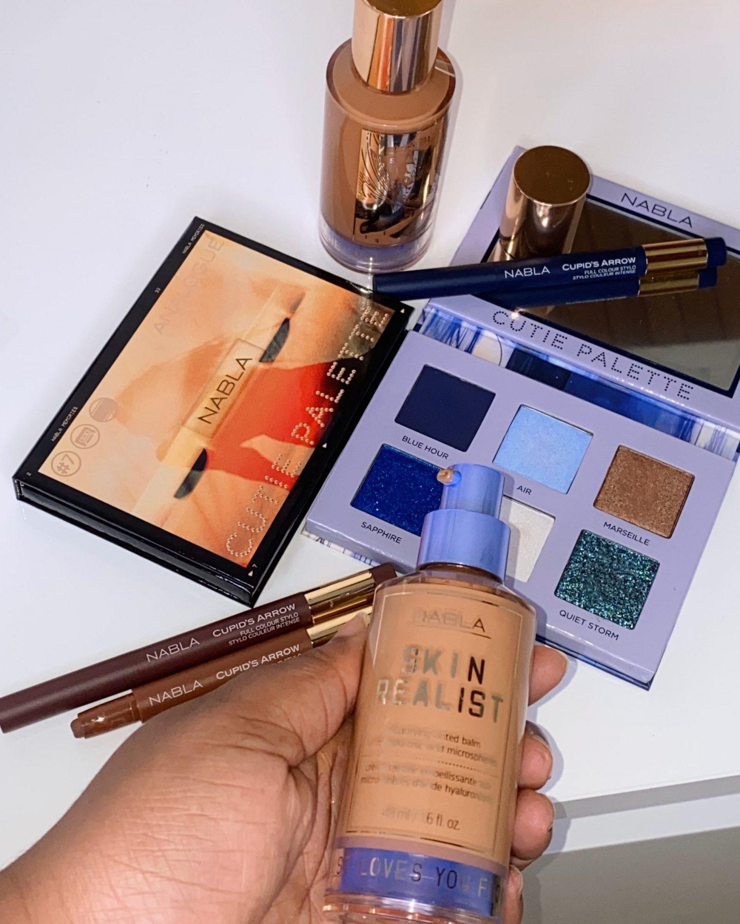 Nabla Skin Realist Tinted Balm & Cutie Collection 2021