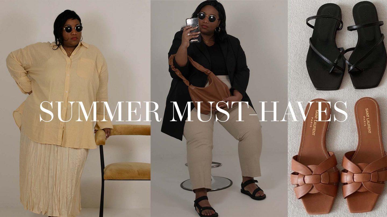 Summer Must-haves   Wat Draag Ik Graag In De Zomer 2021